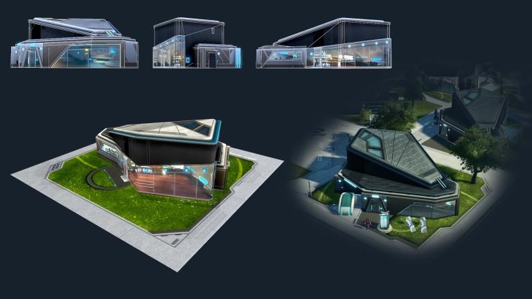 3D Assets, Texture