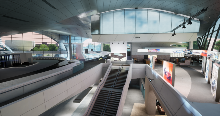 Architectural Models, 3D Assets, Texturing